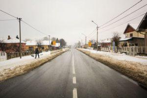 Midden op de weg (1 van 1)