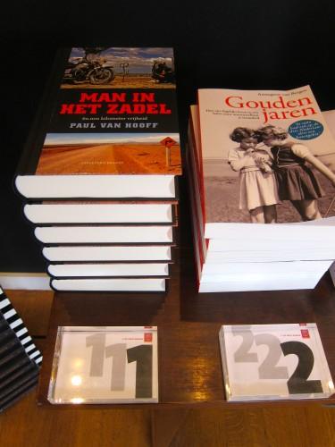 Van niets naar nummer 1 bij boekhandel De Vries